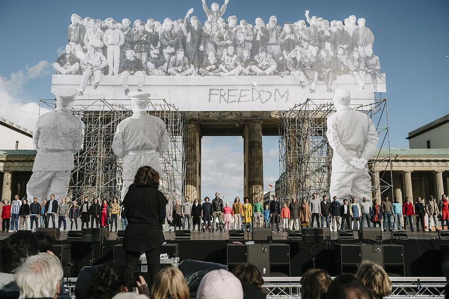 Tag der deutschen Einheit Berlin 2018
