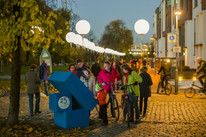 25 Jahre Mauerfall Berlin