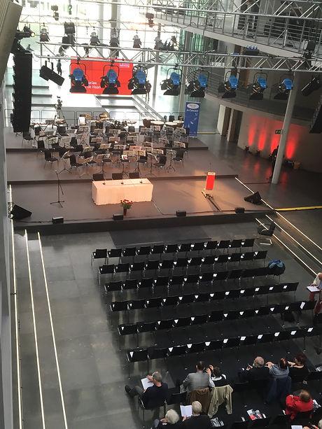 25 Jahre Elisse Vertrag Paul Löbe Haus Berlin Bundestag