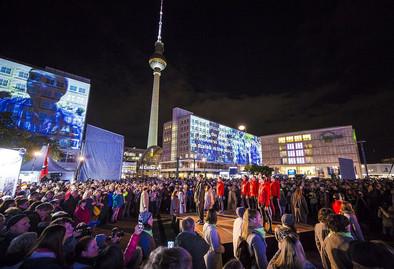 30 Jahre Mauerfall Berlin