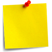 postit note yellow