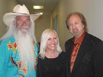 Barbara with The Oak Ridge Boys
