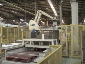 Robot Palletization  