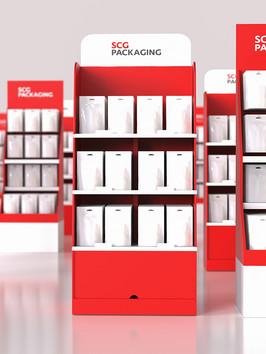Retail Display Packaging