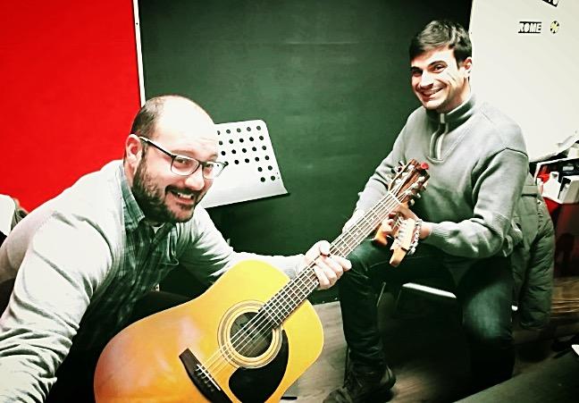 lezioni di chitarra a roma