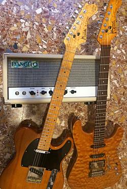 Dangelo amp + Masiello Custom Shop g
