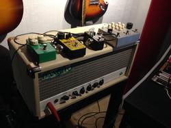 profiling my Dangelo amp