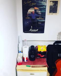pausa caffè MC Guitar studio