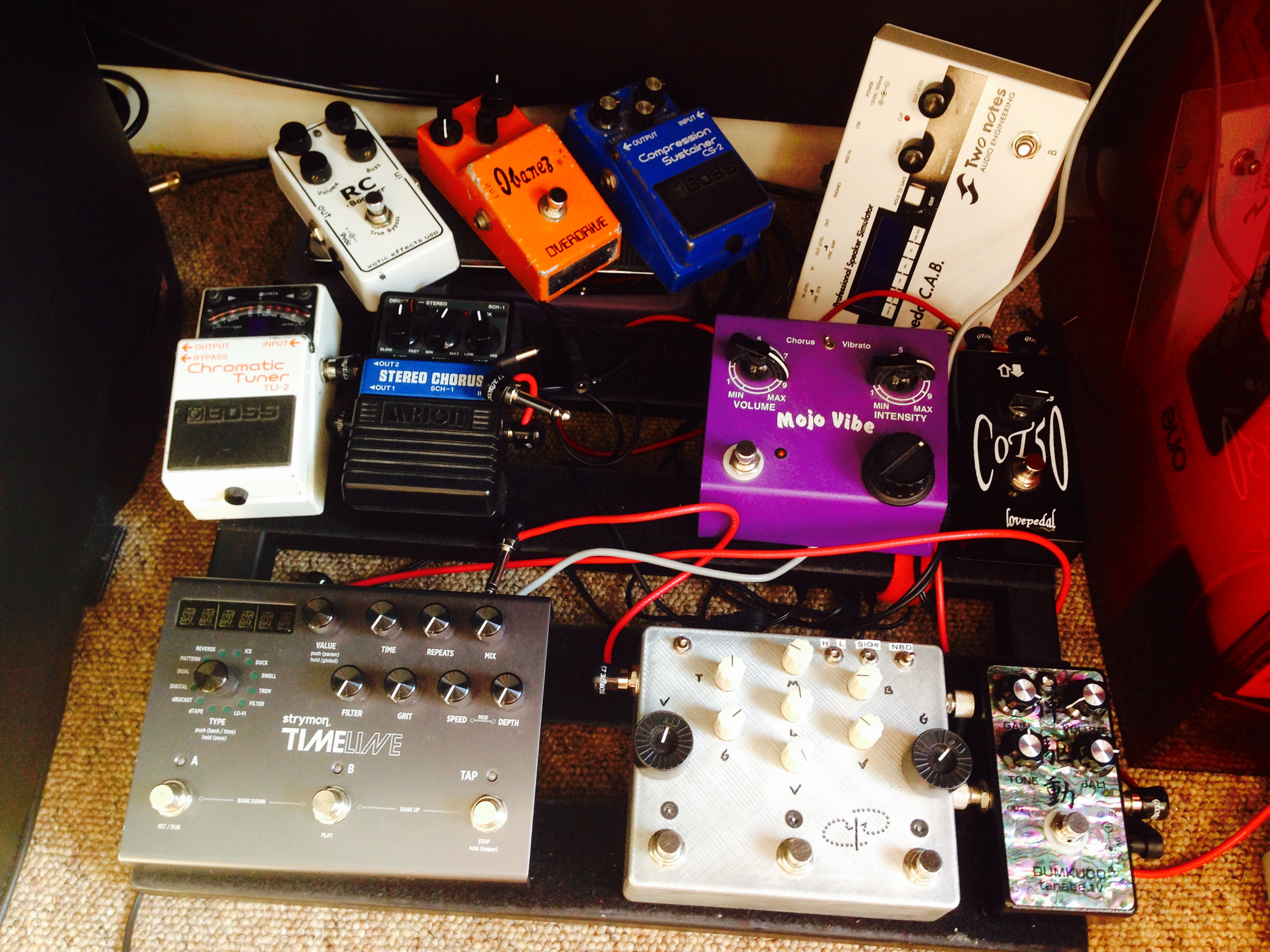 sweet pedals
