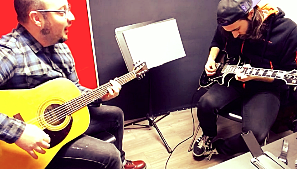 lezioni di chitarra roma ostiense