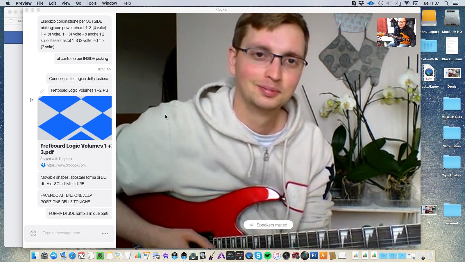 Denis Skype