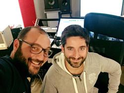 con Francesco Procacci (NoiseFree)