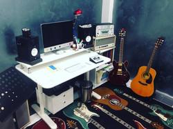 MC Guitar studio work in progress