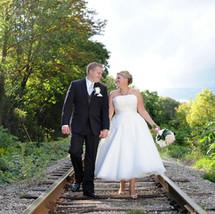 Victoria Park Kitchener Wedding Photos