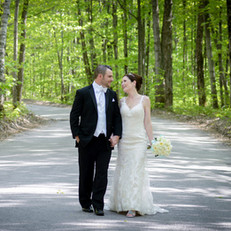 Tiny Ontario Wedding Photographer