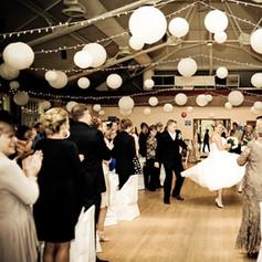 Victoria Park Pavillion Wedding Reception