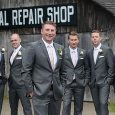 Waterloo Region Museum Wedding Photographer