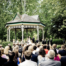 Victoria Park Kitchener Wedding Ceremony