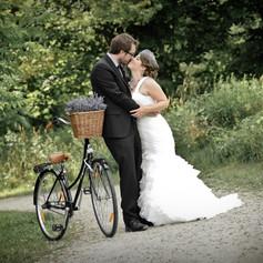 Lavendar Wedding Bouquets