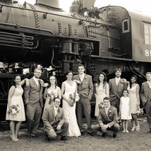 Waterloo Region Museum Wedding Photos