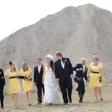 Kitchener Wedding Photographer Gravel Pit