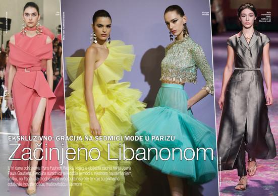 Paris Couture Week SS2020
