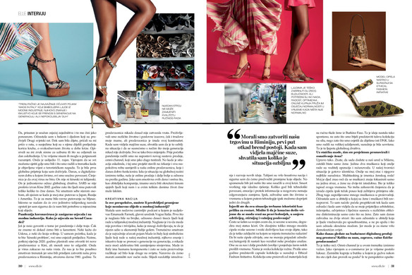 Interview with Arianna Casadei