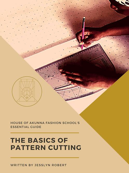 Essential Guide: Basics of Pattern Cutting Workbook