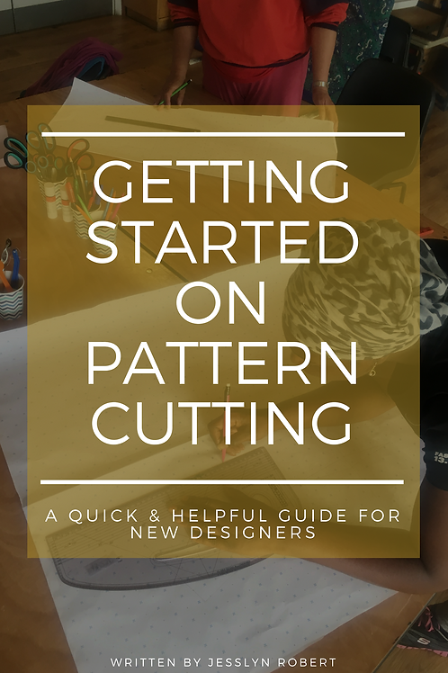 Getting Started on Pattern Cutting