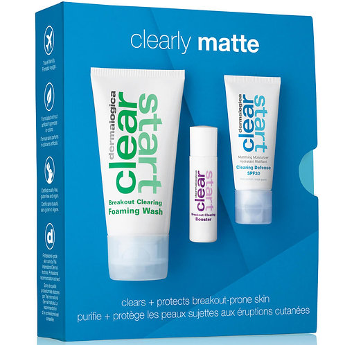 Clearstart Clear and Brightening Kit