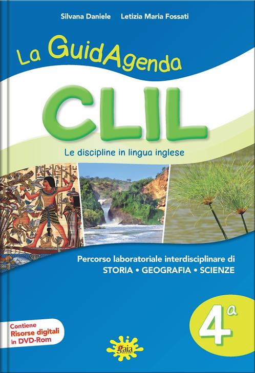 La GuidAgenda CLIL classe 4
