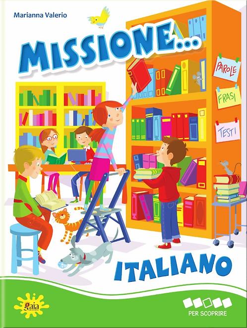 Missione... Italiano PER SCOPRIRE