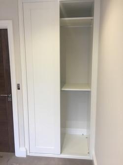 shaker style fitted sliding doors