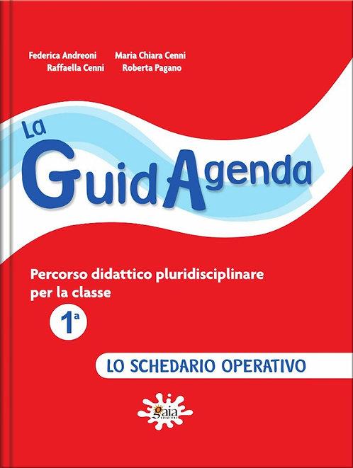 La GuidAgenda classe 1ª - schedario operativo