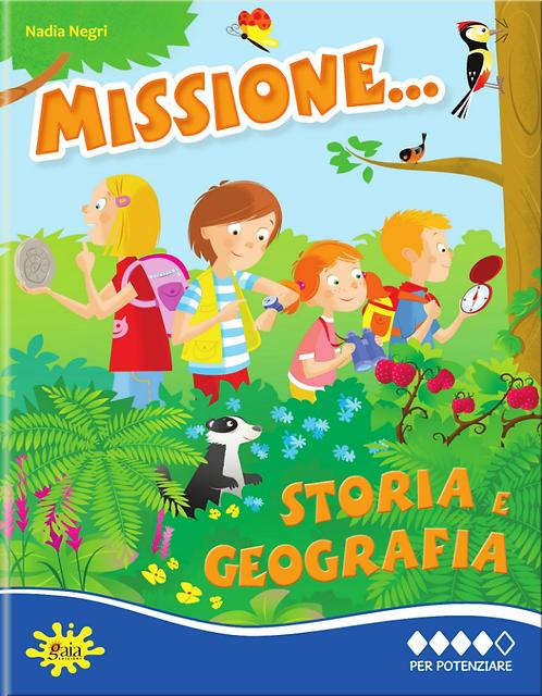 Missione... Storia e Geografia PER POTENZIARE