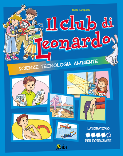 Il club di Leonardo PER POTENZIARE