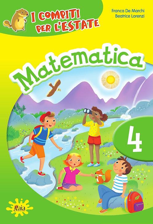 Compiti per l'estate matematica 4