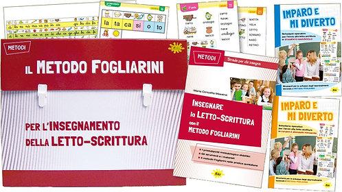 Valigetta Metodo Fogliarini - Guida + Materiali