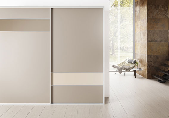 luxury sliding wardrobe