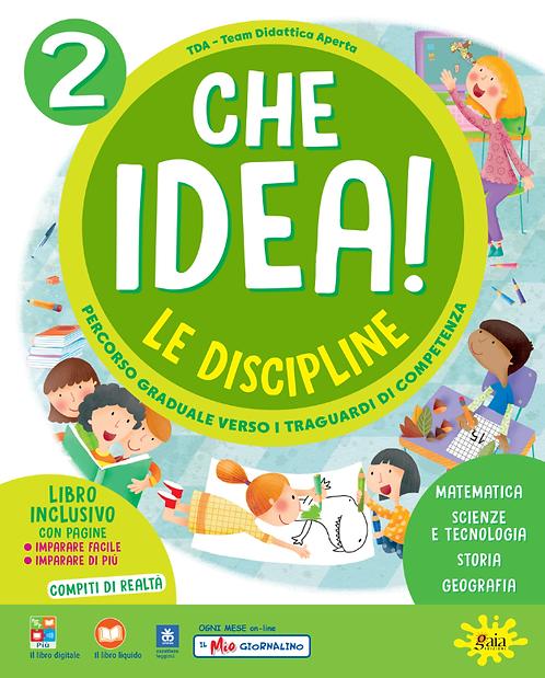 CHE IDEA! CLASSE 2