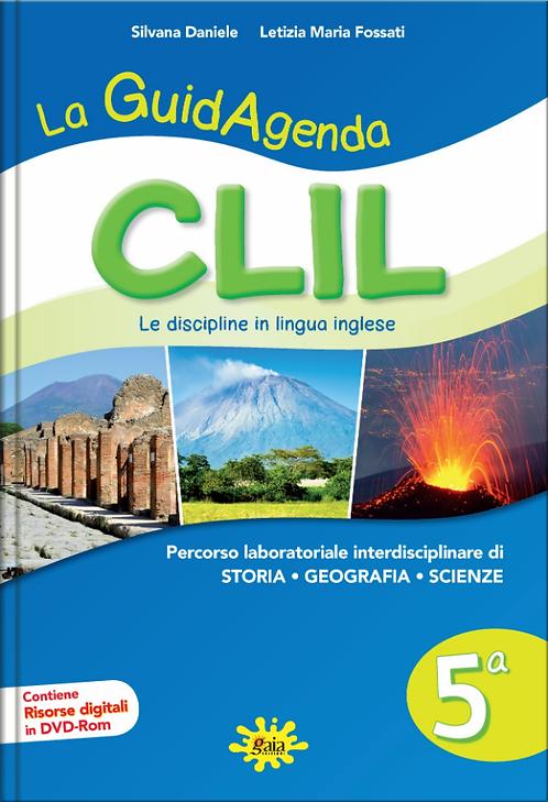 La GuidAgenda CLIL classe5
