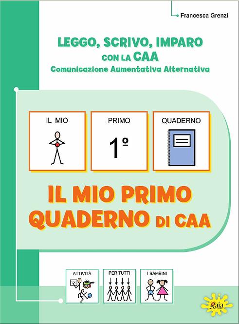 Leggo, scrivo, imparo con la CAA - Quaderno Operativo