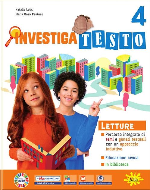 InvestigaTesto Classe 4 (Completo)