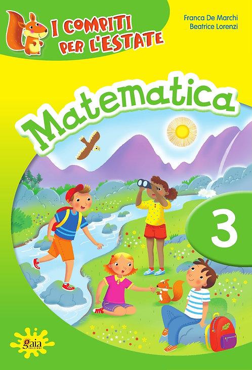 Compiti per l'estate matematica 3