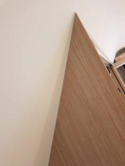 Slidng wardrobe sloping ceiling 6