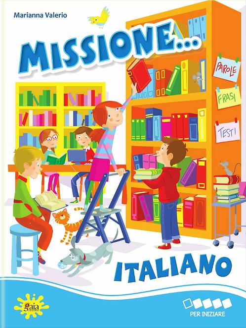 Missione... Italiano PER INIZIARE