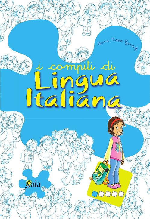 i compiti di Lingua Italiana PER INIZIARE