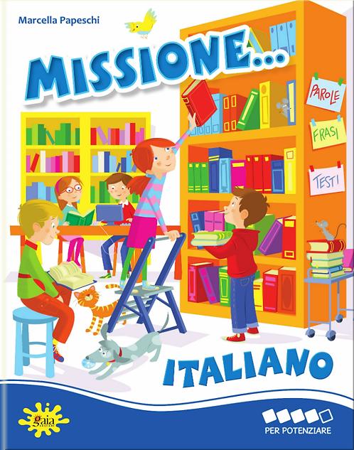 Missione... Italiano PER POTENZIARE