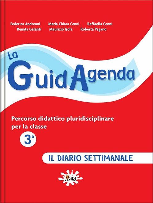 La GuidAgenda classe 3ª - diario settimanale