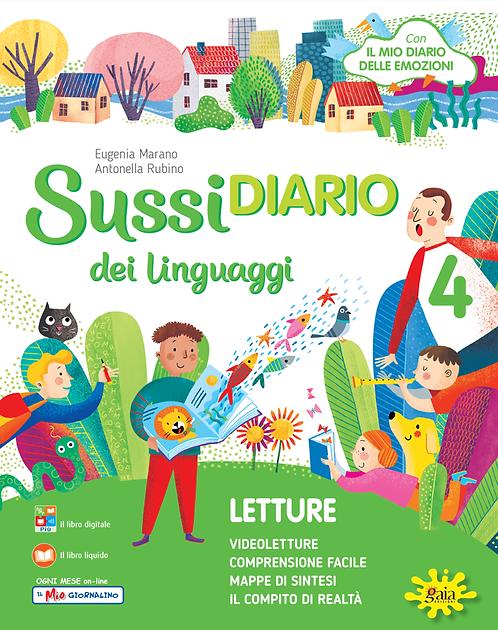 SussiDIARIO dei Linguaggi Classe 4
